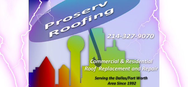 Commercial & residential roof replacement and repair. Serving Dallas Fort Worth since 1992
